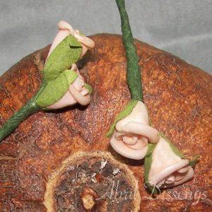 Pin pelo flor Pitiminí 7 unid