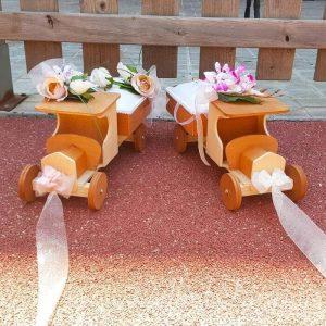Set camiones alianzas y arras orquídeas
