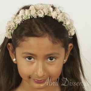 Diadema flores sugar