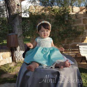 Adornos Flor Bebé
