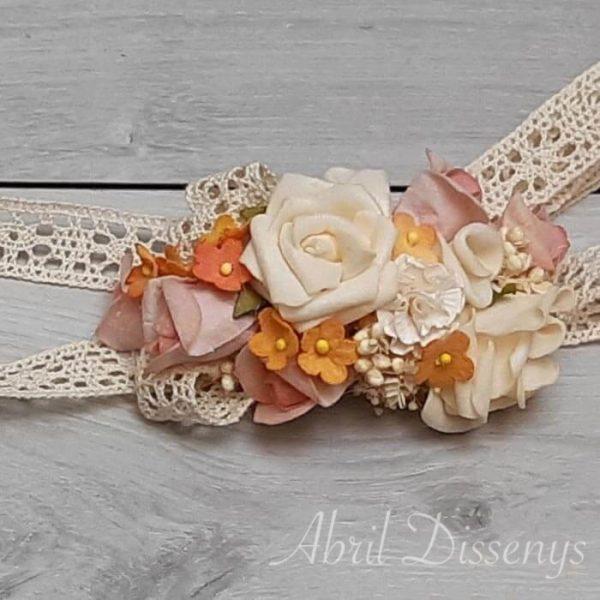 Cintura floral Arlet