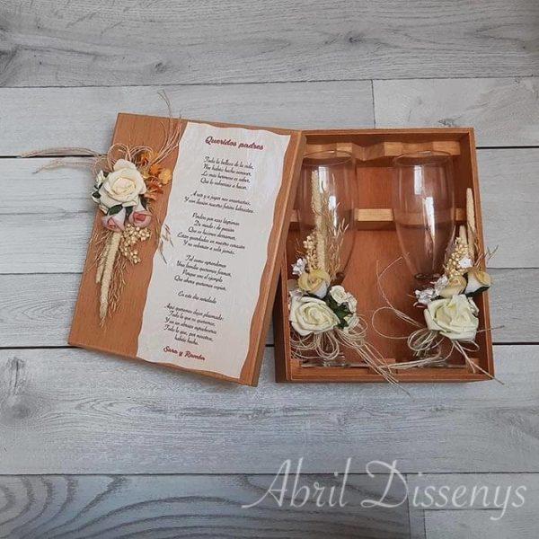 Regalos de boda para personas especiales