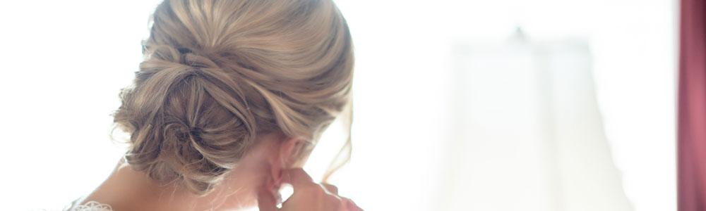 5 Peinados para una novia en invierno