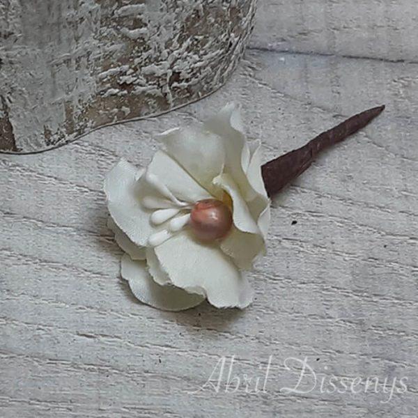 pinpelo flor loto blanca