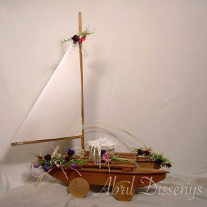 Catamarán para Anillos