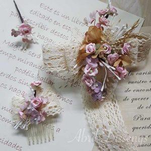 Flores Niñas Arras
