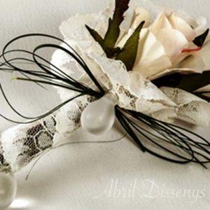 Solapas de Flores