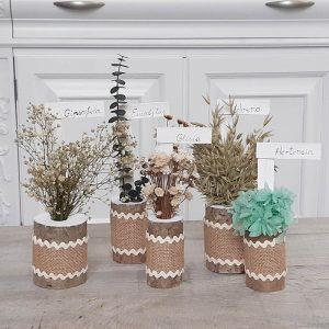 Bots de flores secas surtidas