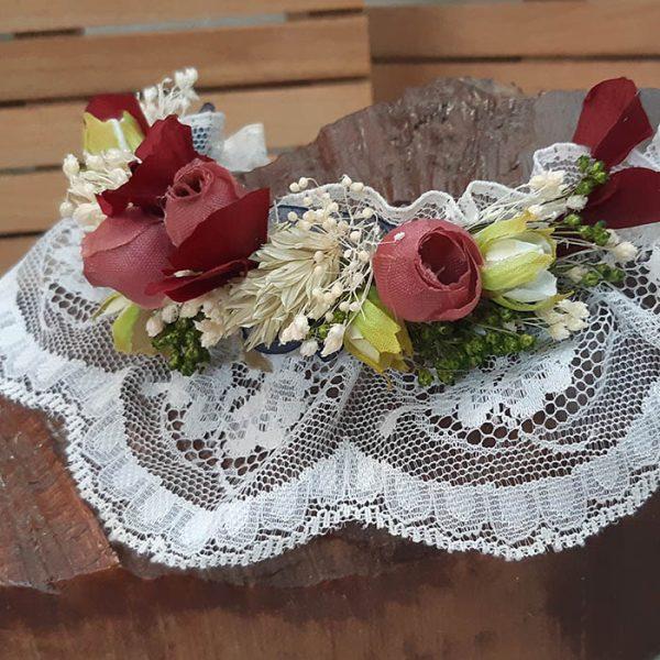 Liga para la novia colección cerezas