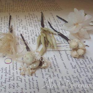 Flores Sueltas para el Pelo