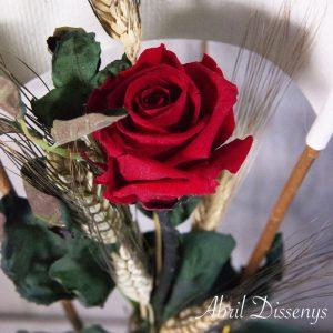 Rosa Roja Grande Sant Jordi