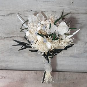 Ramo Flores Luna de Plata