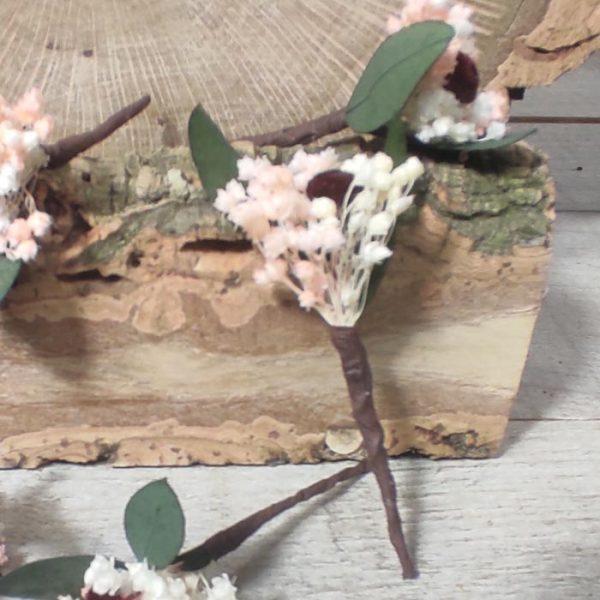 Flor Pelo Paniculata y Botone