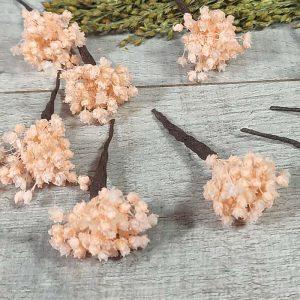 Paniculata Rosa para el Pelo