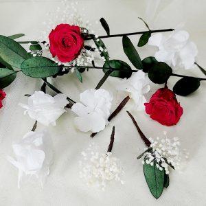 Surtido de Rosas para el Pelo